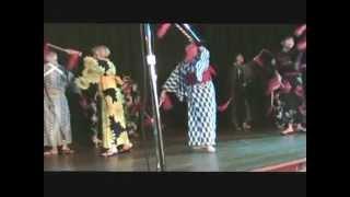 Hokkai Bon Uta performed by Furusato Dancers