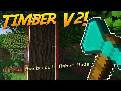 lumberjack mod 1.12.2