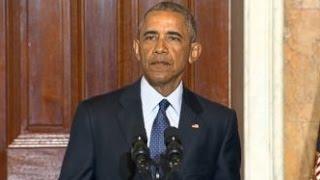 Obama FULL SPEECH | Orlando Terror Attack, ISIS