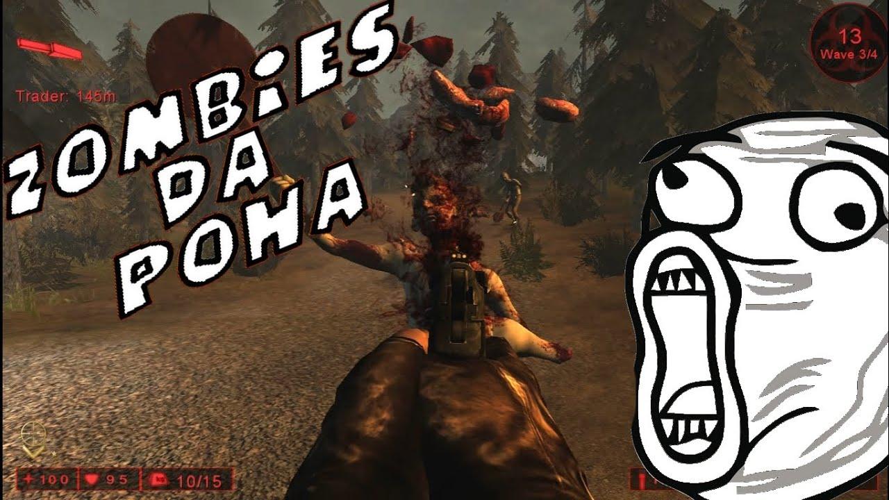 Zombies da pohaa 1 killing floor youtube for Killing floor zombies