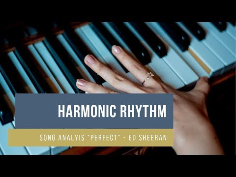 Harmonic Rhythm - An Introduction