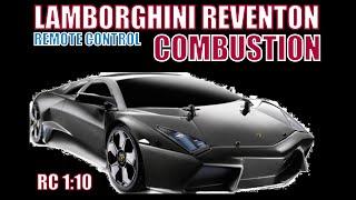 RC NITRO Rebaixada Lamborghini Reventon 1:10