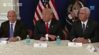 Трамп благодарит Путина