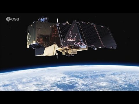 The European Space Agency's newest satellite to be launched