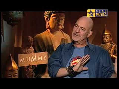 "Star Movies VIP Access ""Mummy 3"": Rob Cohen"