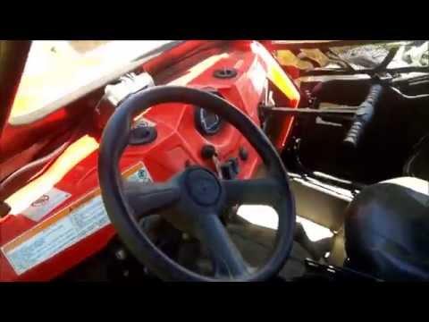 rzr 570 or 800 wont start brake sensor YouTube