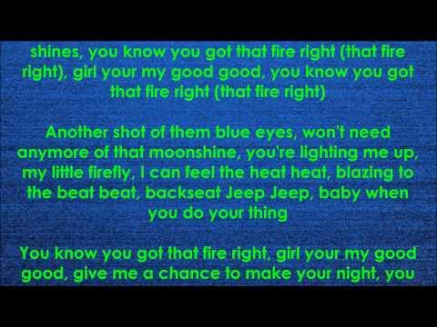 Good Good - Florida Georgia Line Lyrics