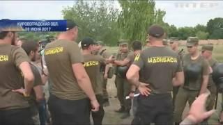 Разборки в Кировоградской области: полиция не собирается покидать село