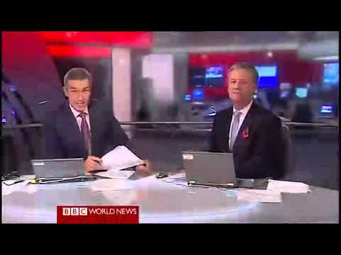 BBC World News bloopers and funny incidents-2011
