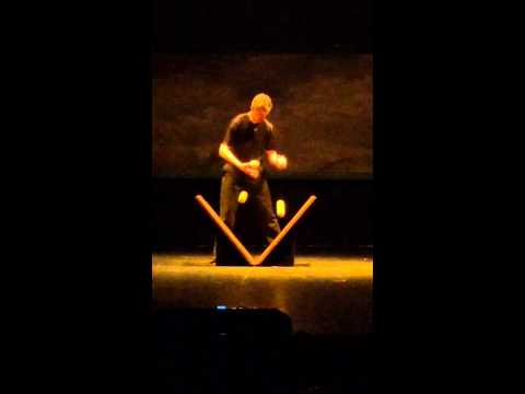 Greg Kennedy: Innovative Juggler