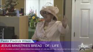 Video Jesus Ministries Bread of Life 9 3 18 DEtv download MP3, 3GP, MP4, WEBM, AVI, FLV Oktober 2018