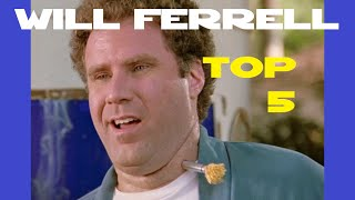 Top 5 will ferrell hilarious movie scenes