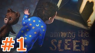 ホラーゲーム - これは現実・・・?夢・・・? - Part1 - Among the Sleep 実況プレイ thumbnail