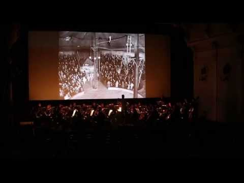Charlie Chaplin - 'The Circus' accompanied by the Zagreb Philharmonic Orchestra LIVE