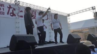 超新塾が仙台に!!!おもしろいネタ。