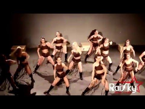 ★ RaiSky Dance Show ★ Santo Domingo Dance team