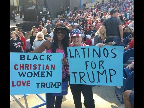 """Christians Unite - Trump for Faith, Freedom & Country"" #LatinosForTrump"
