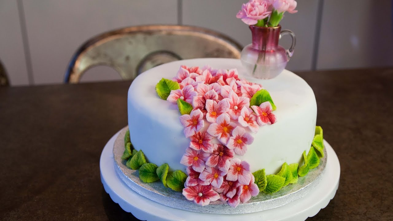 Best Ever Cake Decoration For Mothers Day Youtube