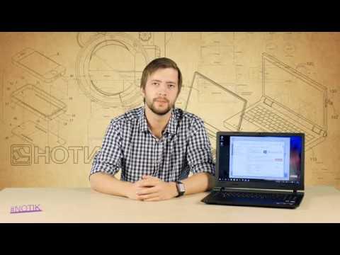 Экспресс обзор ноутбука Lenovo IdeaPad 100-15