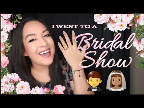 Bridal Show 2019 Vlog. http://bit.ly/2JHxj9e