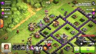 Retos de ataque 2# Montapuercos y Globos - Clash of Clans