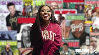 UP IN THE SOURCE | Yung Miami Speaks On How City Girls Got Signed And Their Newest Album