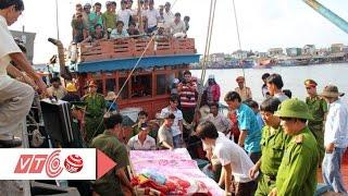 Thi thể ngư dân Quảng Ngãi được đưa về đất liền  | VTC