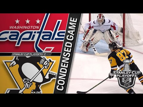 05/03/18 Second Round, Gm4: Capitals @ Penguins