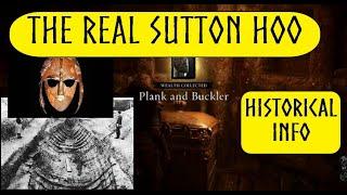 Sutton Hoo Treasure and Shield Location+The REAL Sutton Hoo bonus info