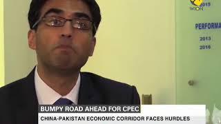 China-Pakistan Economic Corridor (CPEC) faces hurdles