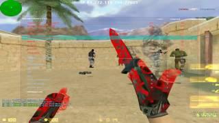 Counter-strike 1.6 Мой паблик сервер №5
