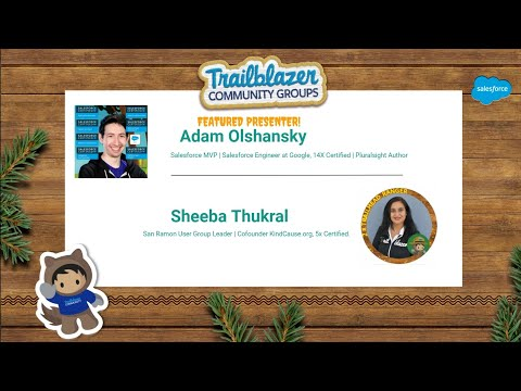 Demystifying Code For Admins, Get Inspired By Trailblazing Journey Of Adam & Winter '21 Updates