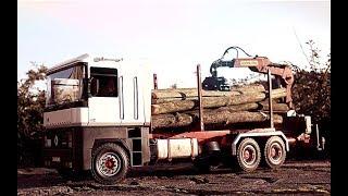 Bieszczady Renault Magnum 6x6 Timber Truck