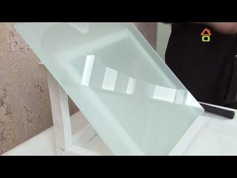 Двери Софья   Эксперименты - Безопасность стекла