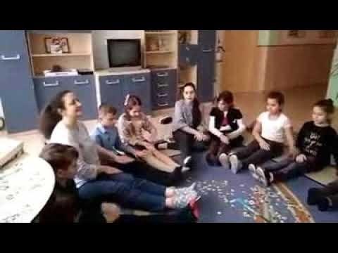 Шумовой оркестр Body Percussion Музичне мистецтво з Лаурою Макеєвою