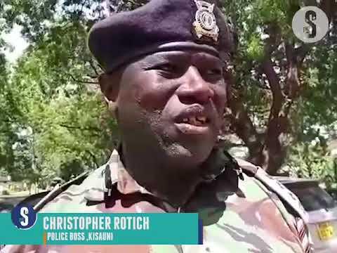 Ocpd in Kenya - Kenya police bosses new English language