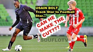COACH SAID USAIN BOLT NOT SMART ENOUGH FOR FOOTBALL