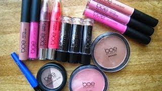 BOE Jumbo Wind Up Lips Swatches and Review $2 Makeup Thumbnail