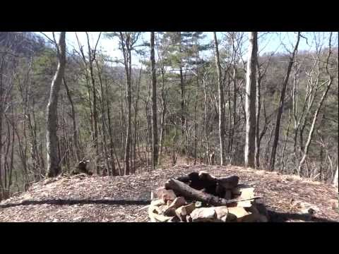 Laurel Fork Shelter, TN 3/9/13 (day hike on the Appalachian Trail)