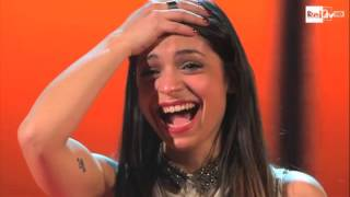 The Voice of Italy 2014 - Federica Buda (Blind Audition)