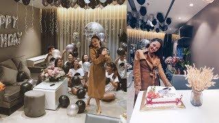 Mẹ và Fan bí mật tổ chức sinh nhật khiến Bảo Anh quá bất ngờ