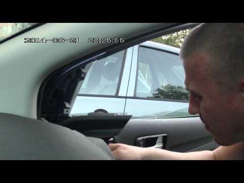 форд фокус2 снятие зеркало