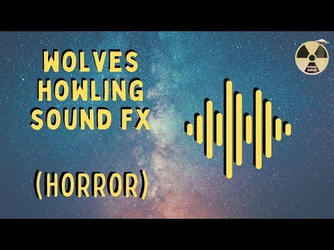 Horror Sound Effect  Wolves Howling