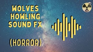 Horror Sound Effect - Wolves Howling