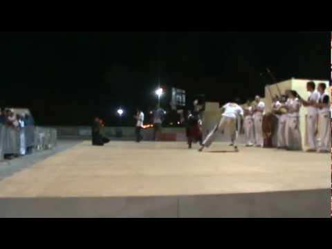 Capoeira  Show - Muscat Festival, Oman