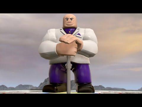 LEGO Marvel Super Heroes 2 - Kingpin - Open World Free Roam Gameplay (PC HD) [1080p60FPS]