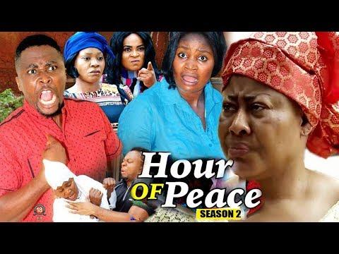 Hour Of Peace Season 2 - (New Movie) 2018 Latest Nigerian Nollywood Movie Full HD | 1080p