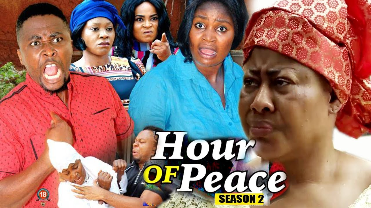 Download Hour Of Peace Season 2 - (New Movie) 2018 Latest Nigerian Nollywood Movie Full HD | 1080p