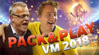 """JAKTEN PÅ VM-GULDET!!"" 