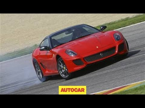 Ferrari 599 GTO launch drive review by autocar.co.uk